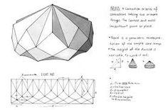 Похожее изображение #OrigamiLamp