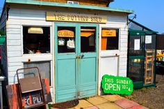 The Emmaus Dover Potting Shed: where companions create garden magic.