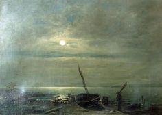 Victor Westerholm (1860-1919) opetti Suomen Taideyhdistyksen piirustuskoulussa Turussa 1880-luvulla ja oli koulun johtaja useamman vuosikymmenen ajan. Hän oli myös Turun taidemuseon ensimmäinen intendentti vuosina 1891–1919. Westerholmin teoksia omistaa muun muassa Ateneumin taidemuseo, Amos Andersonin taidemuseo, Hämeenlinnan taidemuseo, Turun taidemuseo, Lahden taidemuseo, Gösta Serlachiuksen taidemuseo ja Gyllenbergin taidemuseo. Finland, Moonlight, Sunrise, Victoria, Clouds, Landscape, Night, Zero, Painting