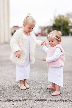 Winter White Maxi Dress + Giveaway | fleurdille