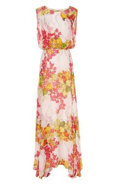 Sacada Maxi Dress by Isolda