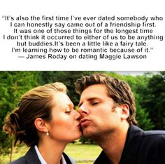 James Roday and Maggie Lawson. I love them so much!