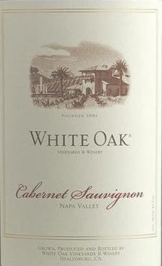 2012 White Oak Napa Valley Cabernet Sauvigon ** You can get additional details at the image link.