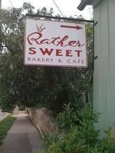 rather sweet bakery, Fredericksburg TX
