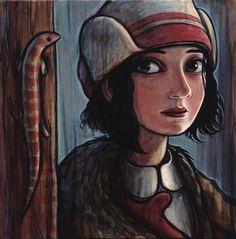 Kelly Vivanco - Salamander