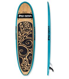 Pau Hana Oahu Stand Up Paddle Board, 10'