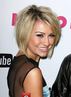 Chelsea Kane Haircut. Love the messy look!