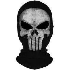 4 x Wheel Center Hub Cap Punisher Skull Emblem Badge Decal