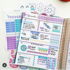 Plannerclips|PaperCrafts  (@southernmessdesigns) • Фото и видео в Instagram