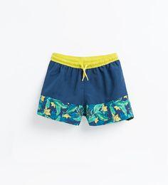0756bfe7268c Bermuda de plage assorti Maillot De Bain, Plage, Mode Pour Enfants Garçons,  Shorts