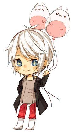 sparkle chibi: Meeluf 1/2 by ruuto-kun.deviantart.com on @DeviantArt