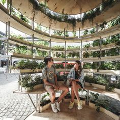 space10 plants spherical, inhabitable 'growroom' in copenhagen