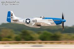 Cadillac of the Sky: P-51