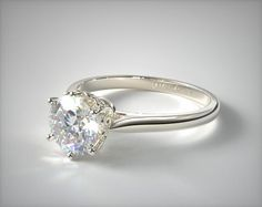 Gem Stone King White Gold Pave Diamond Engagement Solitaire Ring set with Oval White Topaz ct (Available – Jewelry & Gifts Wedding Rings Rose Gold, Rose Gold Engagement Ring, Solitaire Engagement, Wedding Jewelry, Wedding Bands, Solitaire Rings, Gold Wedding, Diamond Rings, Solitaire Diamond
