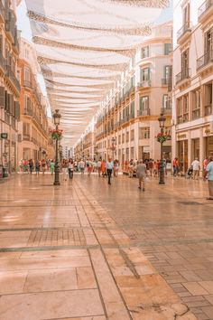 A lot of visitors to this part of Spain will fly into Malaga Airport without ever actually visiting the city (e. Spain And Portugal, Portugal Travel, Spain Travel, Places To See, Places To Travel, Malaga City, Backpacking Spain, Malaga Airport, Spain Culture