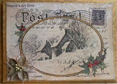 Sophie's Art: Weihnachtsgrüße  -  Christmas Greetings