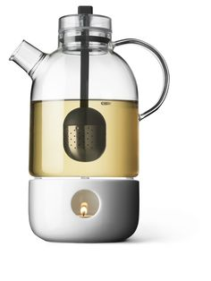 #Kettle #Teapot w/ #heater #Menu #menuworld #design #Norm #Piriste