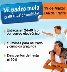 -10% de #descuento en todas las compras zonaregalo con código:DIADELPADRE10 hasta 19/03 #diaadelPadre http://www.expotienda.com/index.asp?categoria=13&producto=261