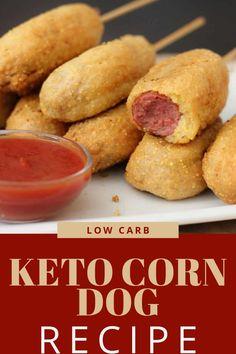 Low carb keto diet corn dog recipe - Low Carb Keto - Ideas of Low Carb Keto - Low carb keto diet corn dog recipe Ketosis Diet, Ketogenic Diet Meal Plan, Ketogenic Diet For Beginners, Diet Menu, Low Carb Recipes, Diet Recipes, Juice Recipes, Smoothie Recipes, Soup Recipes