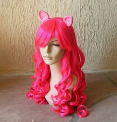 Official Pinkie Pie wig