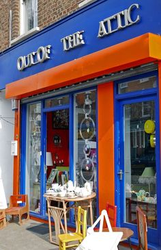 things to do in highbury islington, out of the attic antique shop