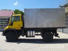Unimog 500L - U500L 405 25128 Mercedes Benz 405 - Other trucks, Price: £82,573, - Mascus UK