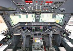 Embraer ERJ-145 Regional Jet Cockpit Photo