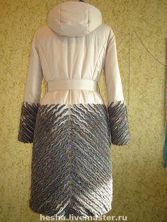 """Верхняя одежда ручной работы. Ярмарка Мастеров - ручная работа пальто """"синель"""". Handmade."""