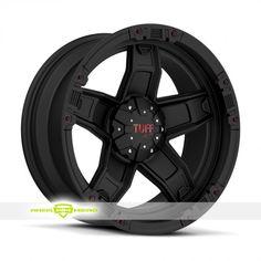 22 best tuff wheels tuff rims and tires images on pinterest new 20 tuff matte black wheels rims publicscrutiny Images