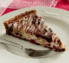 Cranberry Pecan Torte - Raw & Vegan