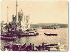 Eski zamanların İstanbul'u