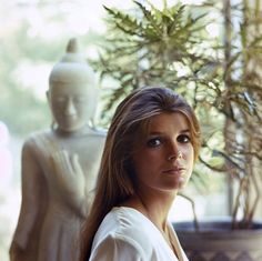 Katharine Ross, Watched just about everything she did. Favorite was The Legacy with Sam Elliott. They are the hottest couple on screen and off.