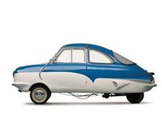 1959 King S-7 | The Bruce Weiner Microcar Museum 2013 | RM Sotheby's