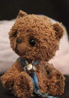 <3 Teddy , one very cute bear! <3