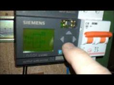Entra y Aprende Facil a Manejar la PLC más Famoso la LOGO! de Siemens 230RC. Teoria y Prácticas del Automata explicadas para que todo el mundo lo entienda. Siemens Logo, Electronic Circuit Design, Plc Programming, Arduino, Mechanical Engineering, Electronics Projects, Autocad, Education, The World