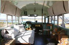 Converted bus!