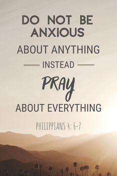 10 ENCOURAGING BIBLE VERSES ABOUT FEAR AND ANXIETY