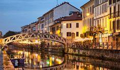 Best restaurants in Milan near Navigli neighborhood on the canals of Milan