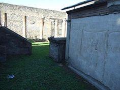 Pompeii Ruins, Garage Doors, Outdoor Decor, Home Decor, Decoration Home, Room Decor, Home Interior Design, Carriage Doors, Home Decoration