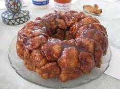 Eating monkey bread is a huge tradition in my husband's family. When we got married it wasimportant for me to find a good recipe so I could carry