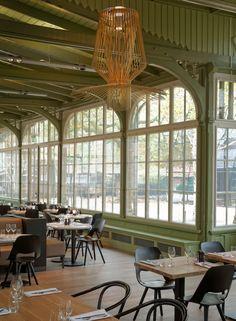 De Plantage Café & Restaurant by Studio Linse, Amsterdam – Netherlands » Retail Design Blog