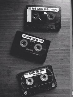 Mixtapes für jede Stimmung