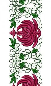 10383 Lace Embroidery Design