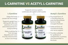 What is the Difference Between L-Carnitine and Acetyl L-Carnitine? Acetyl can also be taken without a carby meal! Health And Nutrition, Health And Wellness, Health Tips, Health Fitness, Fitness Tips, Alternative Health, Alternative Medicine, Get Healthy, Healthy Life