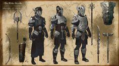 Concept Art - The Elder Scrolls Online