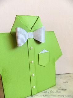 Crafty Texan's Tidbits: Using the Cricut Artiste to make a Boy's card