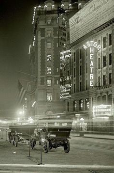 New York City. 1911