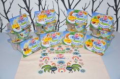 Jogurty naturalne z dodatkiem musli Zott #ZottNaturalnie, #naturalniezmusli