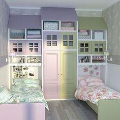 Habitaciones infantiles originales Kids Bedroom Furniture, Bedroom Decor, Office Furniture, Furniture Decor, Bedroom Ideas, Outdoor Furniture, Girl Bedroom Designs, Teen Girl Bedrooms, Kids Room Design