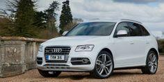 Audi SQ5 TDI (UK-spec)